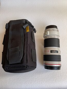 Объективы - Объектив Canon EF 70-200mm f/4L USM, 0