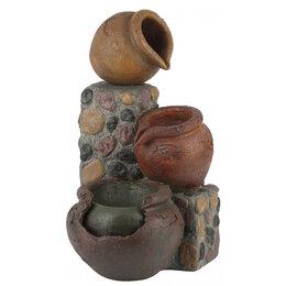 Декоративные фонтаны - Уличный фонтан GREEN APPLE GA02490 Трио, 0