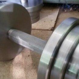 Аксессуары для силовых тренировок - 36кг разборная гантель. Есть др. вес, 0