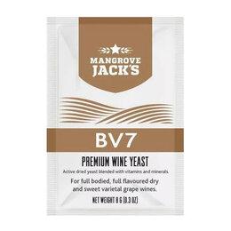 Ингредиенты для приготовления напитков - Винные дрожжи MANGROVE JACK'S BV7, 0