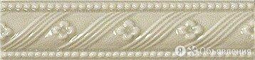 VALLELUNGA Rialto Beige List.flor 3,5X15 по цене 460₽ - Керамическая плитка, фото 0