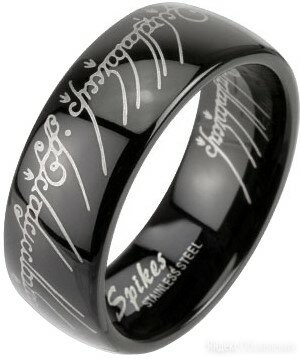 Кольцо Spikes R-M2762-8_21-5 по цене 840₽ - Комплекты, фото 0