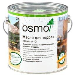 Масла и воск - OSMO Масло для террас Terrassen-Öle, 0