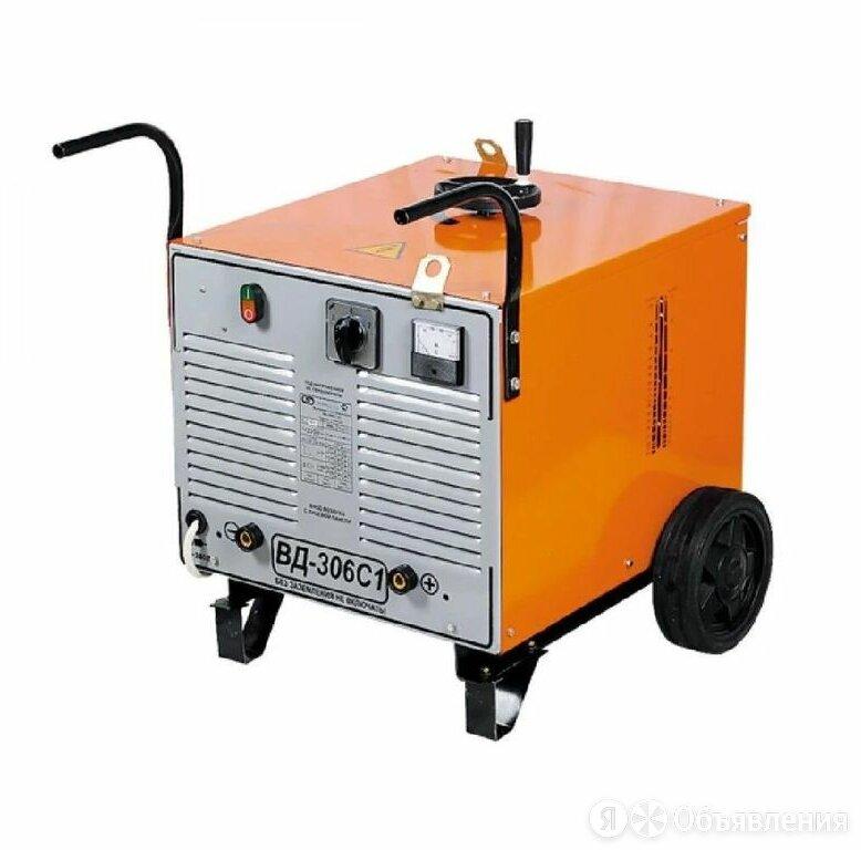 Выпрямитель СЭЛМА ВД-306С1 (80-320А/380В,140 кг) по цене 69763₽ - Аксессуары и комплектующие, фото 0