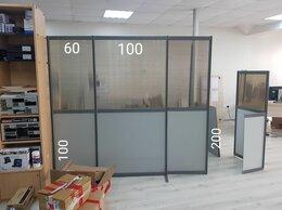 Мебель для учреждений - Офисные перегородки 7 модулей, 0