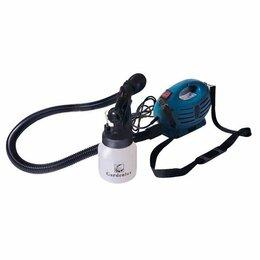 Малярные установки и аксессуары - Краскораспылитель электрический Gardenlux PS1000P, 0