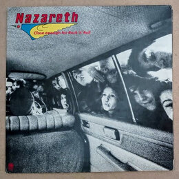 Виниловые пластинки - Nazareth - 1976 Close Enough For Rock 'N' Roll , 0