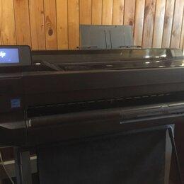 Плоттеры - Широкоформатный принтер (плоттер) hp t520 , 0