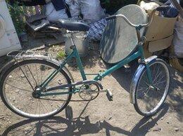 Велосипеды - Велосипед САЛЮТ, 0
