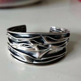 Браслеты - Эксклюзивный серебряный браслет женский, 0