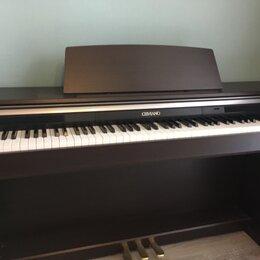Клавишные инструменты - Цифровое пианино Casio-CELVIANO AP-420, 0