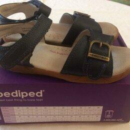 Босоножки, сандалии - Босоножки Pediped, 29 разм, 19,5 см натур.кожа новые, 0