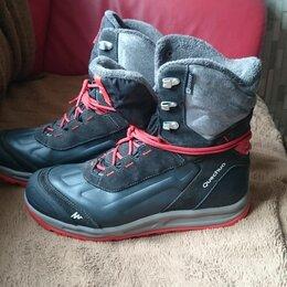 Обувь для спорта - Ботинки мужские Quechua, 0