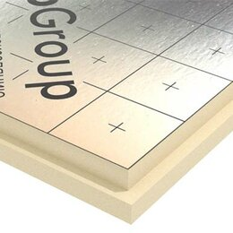 Изоляционные материалы - Теплоизоляционная Pir-плита PirroUniversal 1200х2400х100 Пиррогрупп, 0