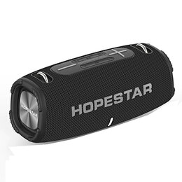 Акустические системы - Портативная bluetooth колонка Hopestar H50, 0