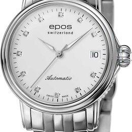 Наручные часы - Наручные часы Epos 4390.152.20.88.30, 0