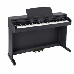 Клавишные инструменты - Цифровое пианино Orla (палисандр) CDP 101. Бесплатная Доставка, 0
