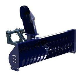 Спецтехника и навесное оборудование - Снегоуборщик роторный скаут sb-1500 навесной к трактору, 0