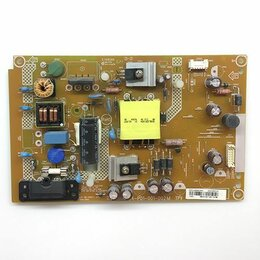 Запчасти к аудио- и видеотехнике - Блок питания 715G7734-P01-001-002M для телевизора Philips 32PHT4201/60, 0