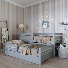 "Кровати - Двухъярусная кровать ""Софа 2"", 0"