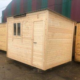 Готовые строения - Бытовка деревянная, 0