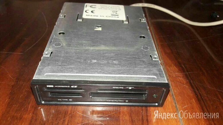 Картридер по цене 300₽ - Устройства для чтения карт памяти, фото 0