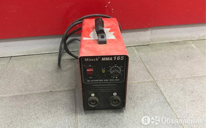 Сварочный инвертор Mitech MMA 165 по цене 3990₽ - Сварочные аппараты, фото 0