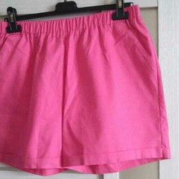 Шорты - Ярко-розовые шорты новые раз.48-50, 0