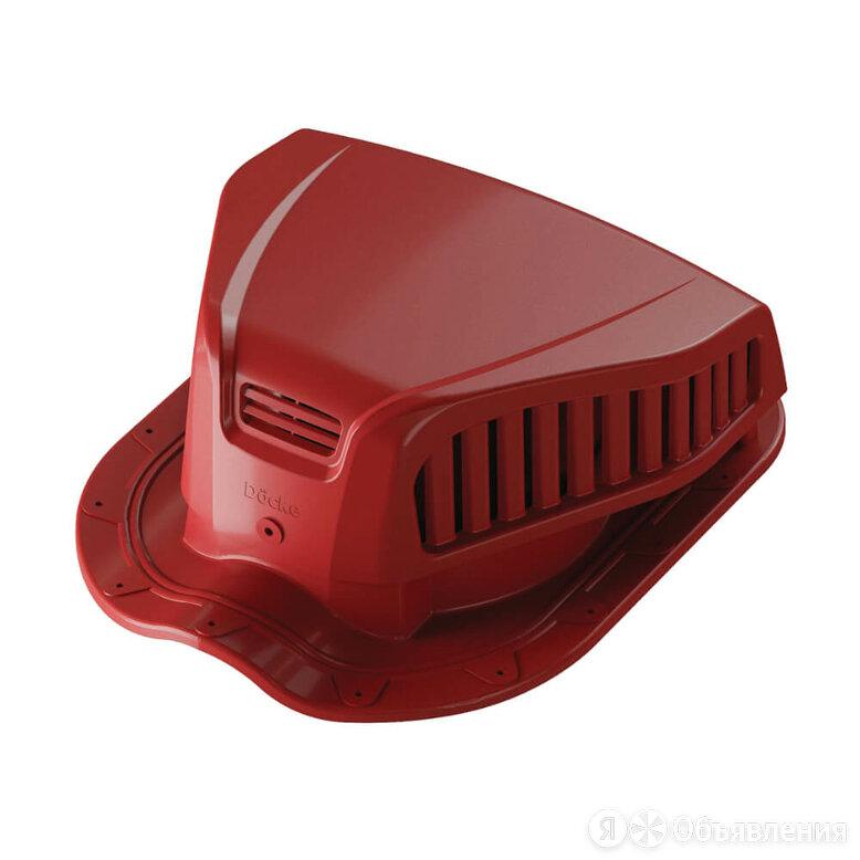 Аэратор точечный Docke PIE MONTERREY цвет RAL3005 Красный для металлочерепиц... по цене 1863₽ - Кровля и водосток, фото 0