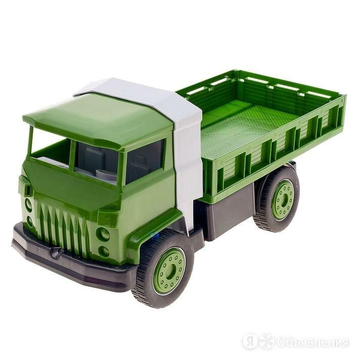 Грузовик «Бортовой военный автомобиль» по цене 1198₽ - Машинки и техника, фото 0