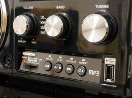 Радиоприемники - Оригинальный радиоприёмник Panasonic (+блок…, 0