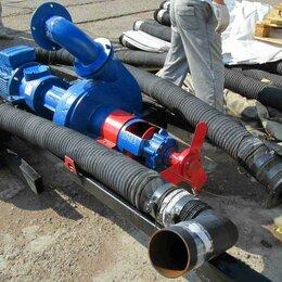 Промышленные насосы и фильтры - Насос нжн 200 (сани,рама, колесные), 0