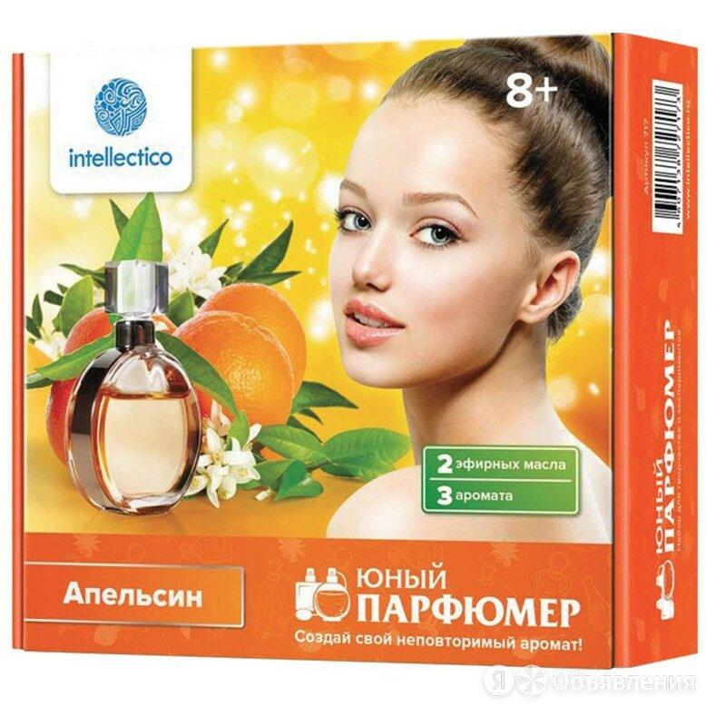 Набор для создания духов Intellectico Апельсин 717 по цене 345₽ - Изготовление мыла, свечей, косметики, фото 0