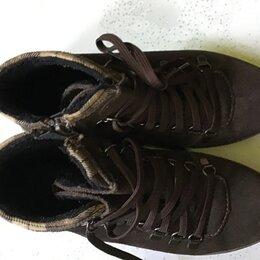 Ботинки - ботинки осенние на мальчика р.35, 0