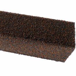 Отделочный профиль, уголки - Уголок внутренний металлический HAUBERK Обожжёный 50*50*1250мм, 0