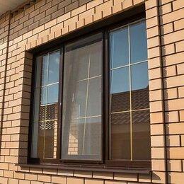 Окна - Окна пластиковые с декоративной раскладкой, 0