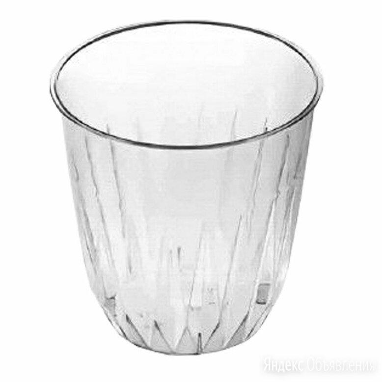 """Стакан 250мл""""баккара"""" прозрачный,d88 по цене 205₽ - Одноразовая посуда, фото 0"""