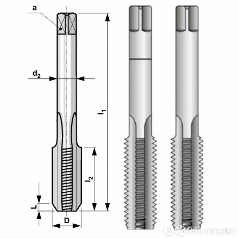 Набор метчиков Bucovice Tools 110200 по цене 1665₽ - Плашки и метчики, фото 0