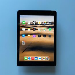 Планшеты - iPad 5 поколения 2017 32GB Wi-Fi + 4G LTE Retina, 0