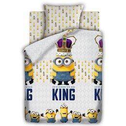 Кровати - Постельное белье Миньоны Кинг (1,5сп), 0