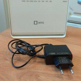 Оборудование Wi-Fi и Bluetooth - Wi Fi роутер МТС (DIR-615) (Без разъёма SIM), 0