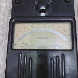 Измерительные инструменты и приборы - Амперметр Э59 1A-2A 45-55-1500Hz 1962г, 0