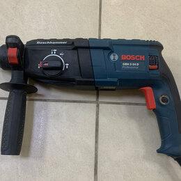 Перфораторы - Перфоратор Bosch GBH 2-24 D, 0