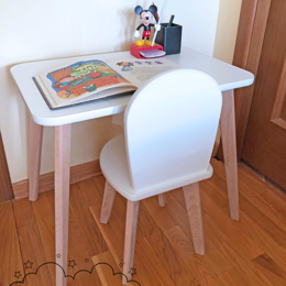 Столы и столики - Детский стульчик и столик-комплект, 0