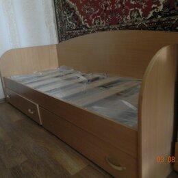 Кровати - Кровать односпальная на юле, 0