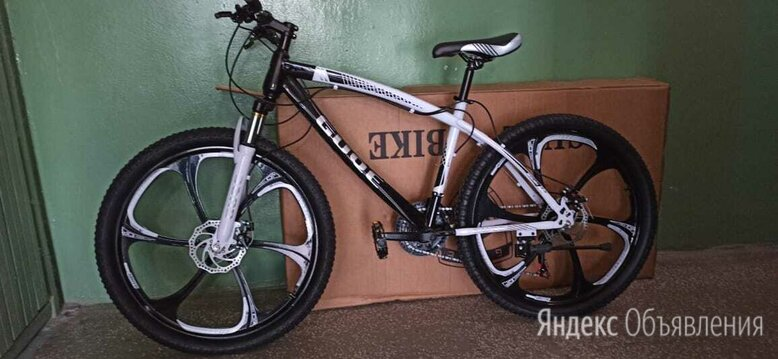 Велосипед новый 26 по цене 14850₽ - Велосипеды, фото 0