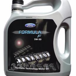 Масла, технические жидкости и химия - Масло Моторное Синтетическое Ford Formula F 5w-..., 0