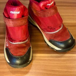 Ботинки - Ботинки reima зимние saya reimatec 569038-381, 0