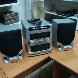 Музыкальные центры,  магнитофоны, магнитолы - Музыкальный центр Philips c пультом, 0