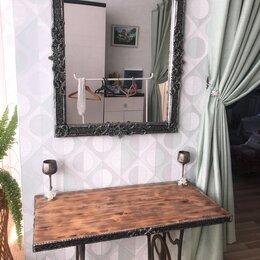Дизайн, изготовление и реставрация товаров - Зеркало и столешница, 0